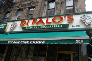 DiPalo's Fine Foods, photo by Elena Martinez