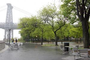 East River Park, photo by Elena Martinez