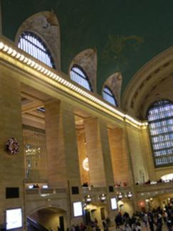 Grand Central Terminal's Main Concourse, 2011