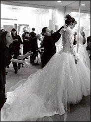 1995 Bridal Consultation, NY Times, Norman Lono