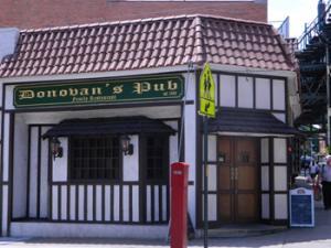 Donovan's Pub. Elis Shin, 2012