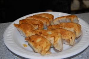 Vanessa's Dumplings, photo by Elena Martinez