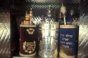 Torah scrolls, City Lore