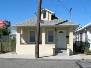 Cream colored house, Gordon Chou