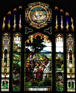 Stained Glass, Jennifer Scott