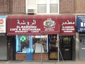 El-Rawsheh Cafe & Restaurant, Brendan Garrone